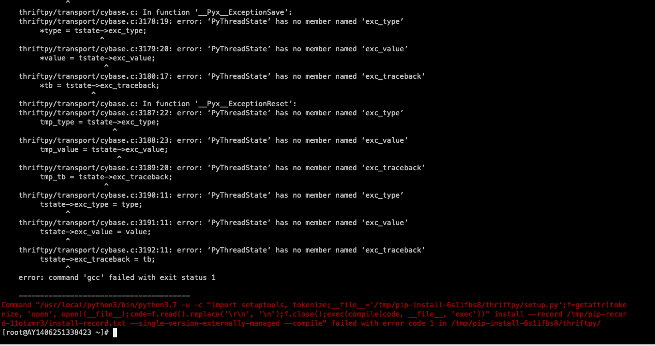 JQData安装的问题(只解决安装的问题) - Supercritical